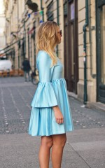 Sky Dress - Blue
