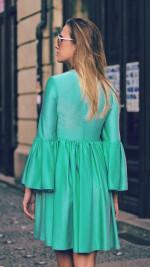 Sky Dress - Green