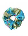Scrunchie Tropical Blue