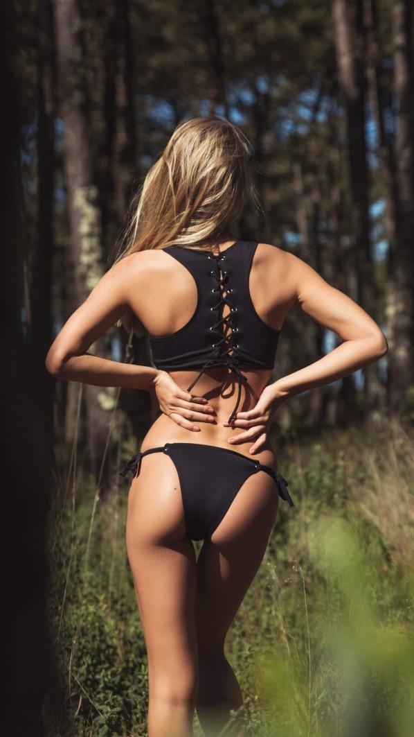 Camila Bikini Black