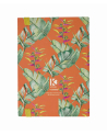 16 Month Diary Planner Tropical Orange