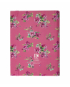 16 Month Diary Planner Roses Pink
