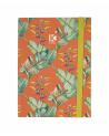 Notebook Tropical Orange