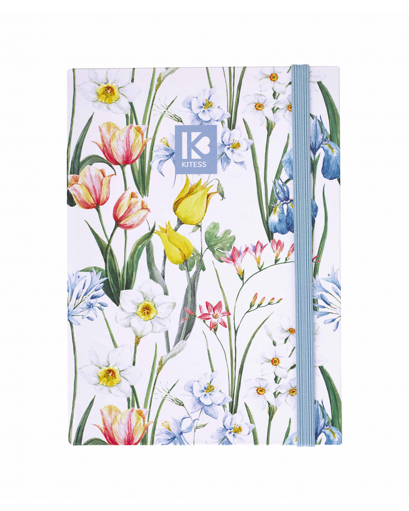 Notebook Country Flowers
