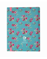 Notebook Roses Blue