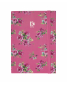 Notebook Roses Pink
