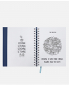 16 Month Diary Planner Palm Tree