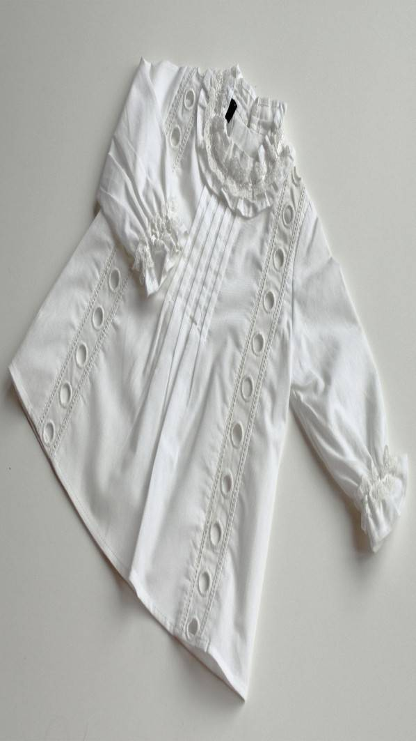Blusa branca